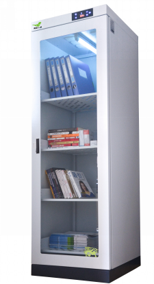 合肥某大学图书馆定制一批图书杀菌柜
